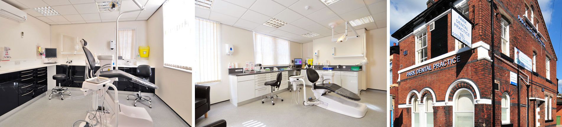Park Dental - surgery design and fit out