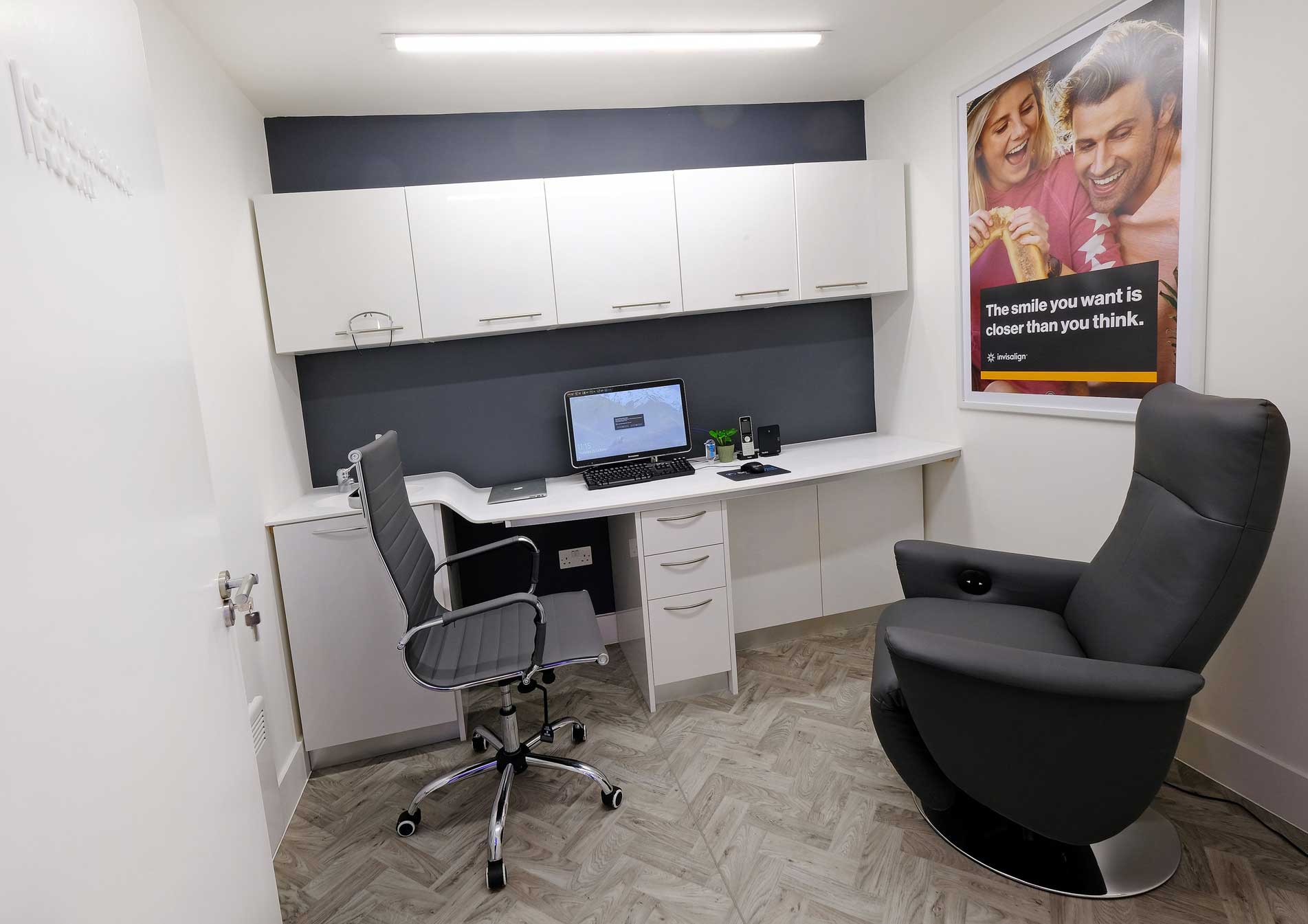 SmileStylist Manchester Consultation Room